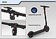 Електричний самокат FORTE TT-EL-H859 (25 км/год, 30-40 км, сірий), фото 8