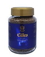 Кофе растворимый Eilles Gourmet Cafe 100 г J.J.Darboven в стеклянной банке (51996)