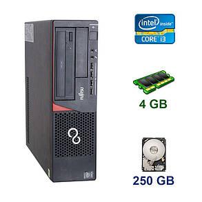 Fujitsu Esprimo E720 DT / Intel Core i3-4330 (2 (4) ядра по 3.5 GHz) / 4 GB DDR3 / 250 GB HDD, фото 2