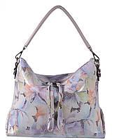 Женская кожаная сумка 924 Сумка женская прямоугольная из лазера летняя, фото 1