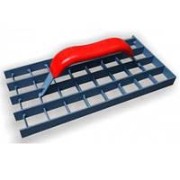 Тёрка Kubala для снятия штукатурки, стальная 285х145 мм