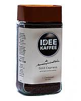 Кофе растворимый Idee Caffe Gold Express 100 г в стеклянной банке J.J.Darboven(52084)