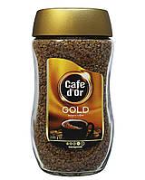 Кофе растворимый Cafe d`Or Gold 200 г в стеклянной банке (185)