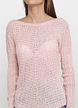 Светло-розовый свитер джемпер Massimo, фото 3