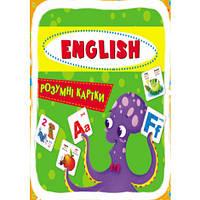 Розумні картки English ABC 30 карток (F00021660)