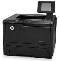 Hewlett-Packard LaserJet Pro 400 M401dn / лазерная монохромная печать / А4 / 1200x1200 dpi / 33 стр.-мин. / дуплекс