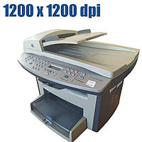 МФУ HP LaserJet 3055N / лазерная черно-белая печать / 1200x1200 dpi / 18 стр.мин / Hi-Speed USB, Ethernet
