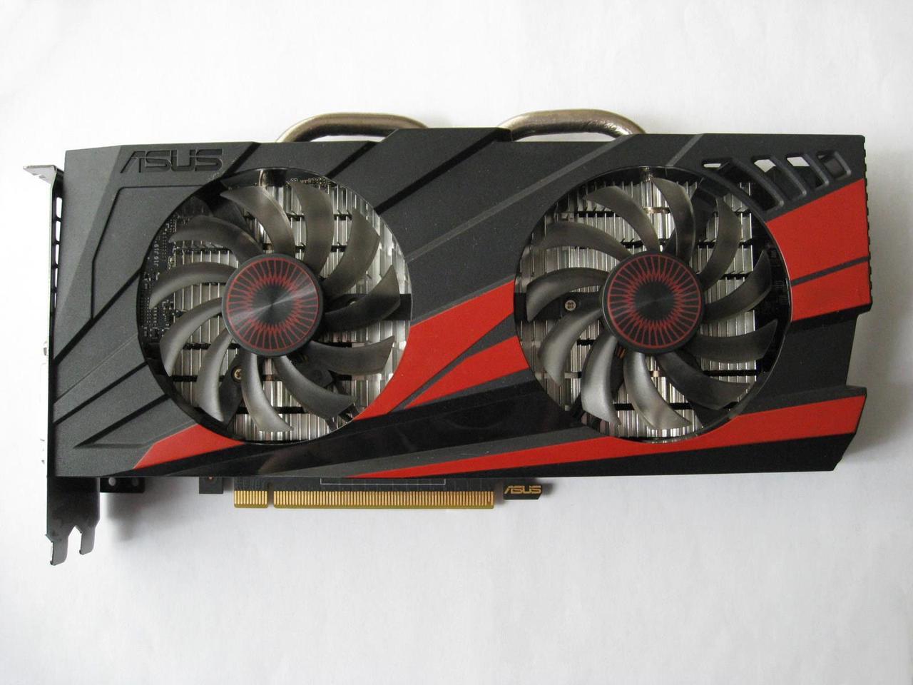 Дискретная видеокарта GeForce ASUS GTX 960, 2GB GDDR5, 128-bit