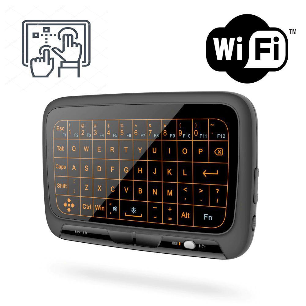 Беспроводная мини-клавиатура сенсорная H18+