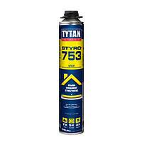 Пена-клей монтажная TYTAN Professional Styro 753, 750 мл