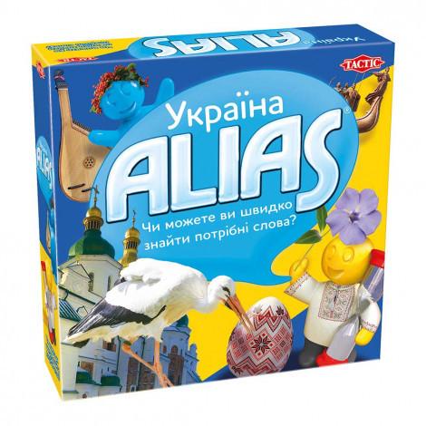 Настільна гра Tactic Еліас українською (56264)