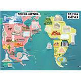 Книга Кристал Бук Атлас чудес світу з багаторазовими наліпками (F00022064), фото 3