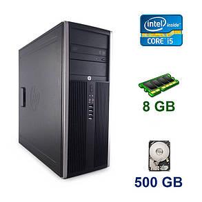 HP Compaq Elite 8200 Tower / Intel Core i5-2400 (4 ядра по 3.1 - 3.4 GHz) / 8 GB DDR3 / 500 GB HDD / nVidia Quadro K2000, 2 GB GDDR5, 128-bit, фото 2