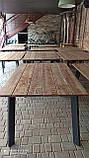 """Стол деревянный для террасы """"Бергамо"""", фото 3"""