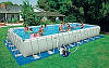 Правильное хранение каркасных бассейнов BestWay или Intex и других моделей