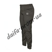 Женские трикотажные брюки R007-1 (БАТАЛЫ, двунитка) оптом со склада в Одессе
