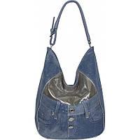 Сумка женская №87220 джинс Голубой, фото 1