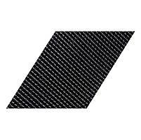 Лента ременная  100% Полиамид 40мм цв черный (боб 50м) р 3154 Укр-з