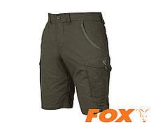 Шорты Fox Collection combat shorts Green / Silver