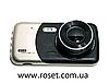 Автомобильный видеорегистратор UKC CSZ-Z14S WDR Full HD 1080P 2 камеры, фото 2