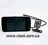 Автомобильный видеорегистратор UKC CSZ-Z14S WDR Full HD 1080P 2 камеры, фото 5