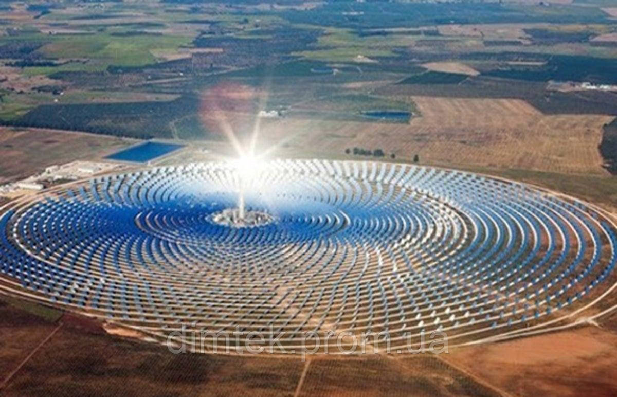 5 Найбільших Сонячних Електростанцій в Світі