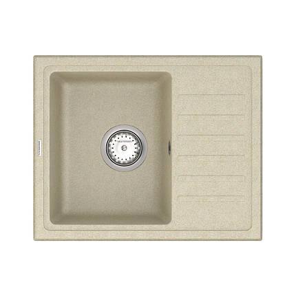 Кухонна мийка VANKOR Lira LMP 02.55, фото 2