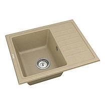 Кухонна мийка VANKOR Lira LMP 02.55, фото 3