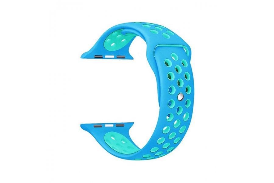 Ремешок для Apple для Watch Nike 42 mm Blue
