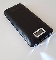 Внешний аккумулятор Power Bank Samsung 20000 mAh с дисплеем 2 USB
