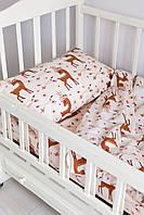 Комплект постельного белья Sweet Sleep Косуля 110х140