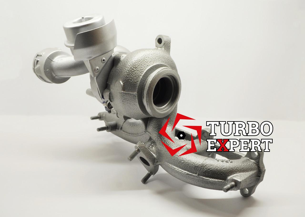 Турбина Seat Toledo III 1.9 TDI 105 HP 54399700022, 54399880022, BJB,BKC,BXE, 038253010D, 2004-2009