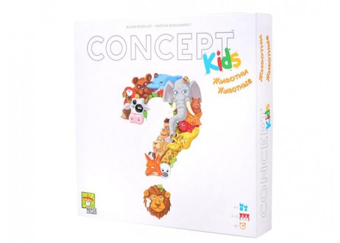 """Настольная игра """"Концепт для детей (Concept Kids)"""" Стиль Жизни"""