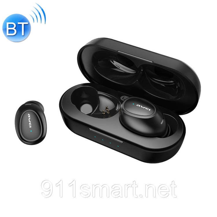 Awei T16 Bluetooth V5.0 Ture IPX5 Влагозащита  Bluetooth 5.0