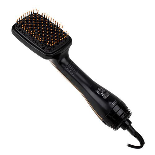 Щітка-випрямляч для волосся Adler AD 2023 2 в 1 Чорний (5902934830348)