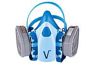Респиратор Vita - Химик-2, с двумя химическими фильтрами (трапеция) (DR-0046), (Оригинал)