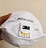 Медицинская маска 3M 9161Е (1000 МАСОК), фото 2