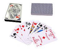 Карты игральные атласные Дама 36 карт