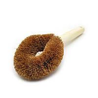 Щетка для мытья посуды из кокоса, фото 1
