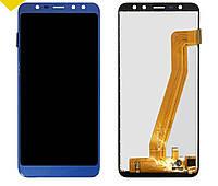 Дисплей + Touchscreen (модуль) для Leagoo M9 Синій