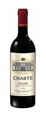 CHARTE Médoc червоне сухе вино