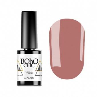 Гель-лак для ногтей Naomi Boho Chic BC189 Бежевый, 6мл