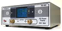 Лабораторный источник питания TFT 30V 50A с терморегулятором (выносным термометром) BVP Electronics