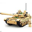 """Конструктор Танк """"Sluban""""  M38-B0790 893 детали, фото 2"""