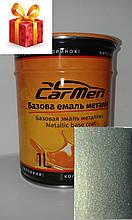 Автофарба CarMen Металік ZAZ Зелений бамбук FE87-6393 1л.