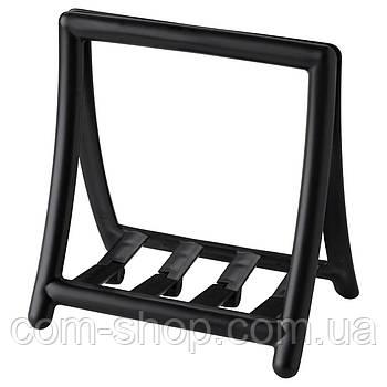 IKEA Салфетница, черный
