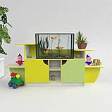Меблі для дитячих садків. Куточок живої природи, фото 2