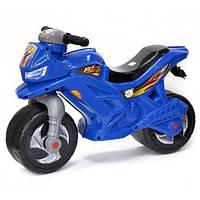 Дитячий мотоцикл з сигналом, ТМ Оріон (501в 3 Синій), фото 1
