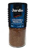 Кофе растворимый Jardin Colombia Medellin 95 г в стеклянной банке (53301)