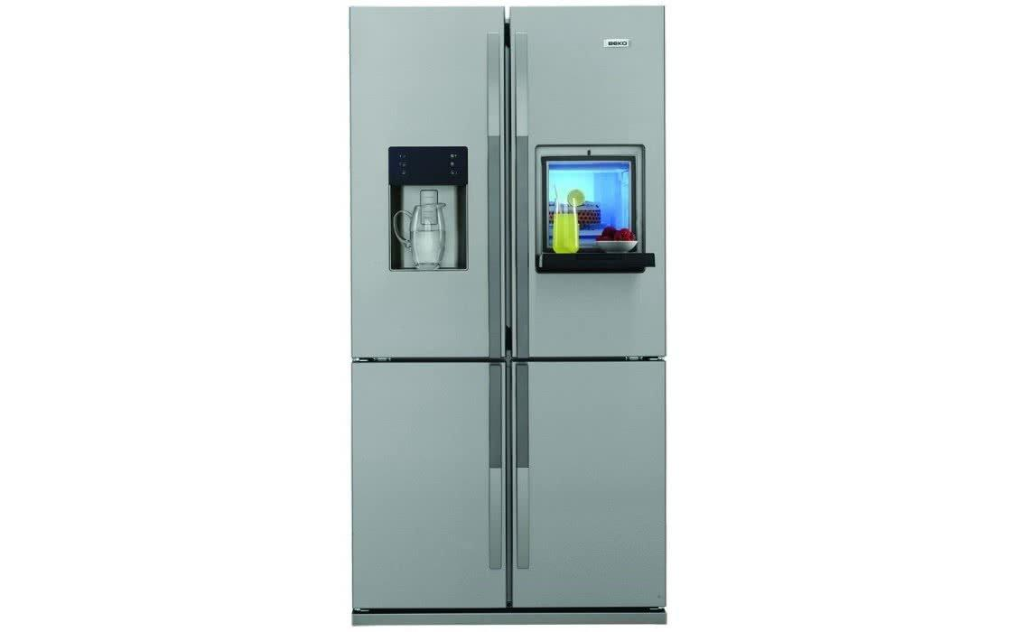 Холодильник Side-by-side Beko GNE134620X